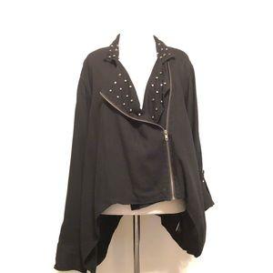 Torrid studded jacket